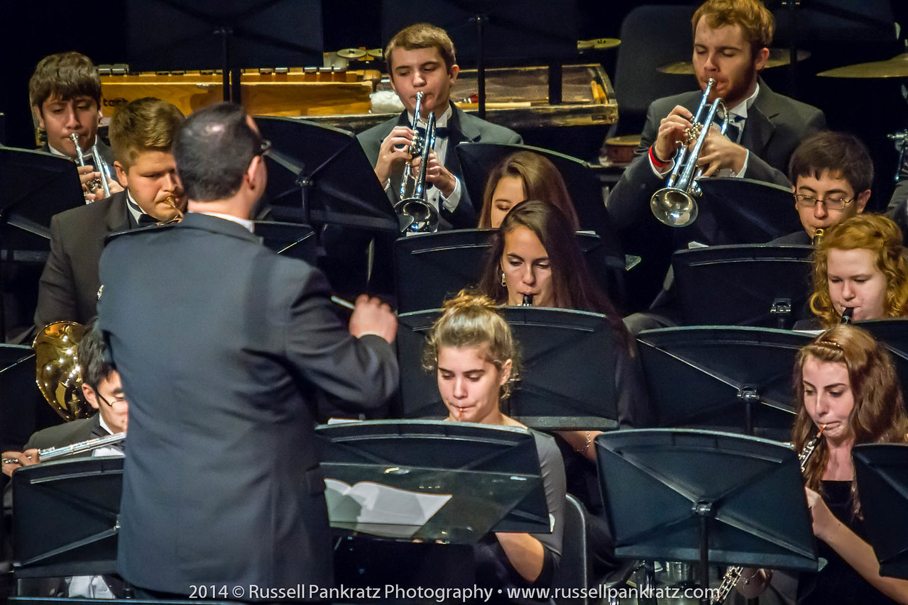 2014-04-10 UIL Concert & Site-Reading - Wind Ensemble II-34