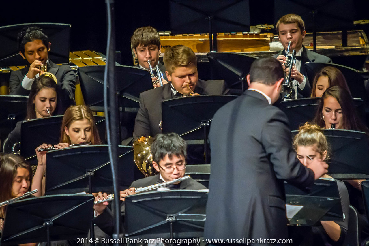 2014-04-10 UIL Concert & Site-Reading - Wind Ensemble II-35