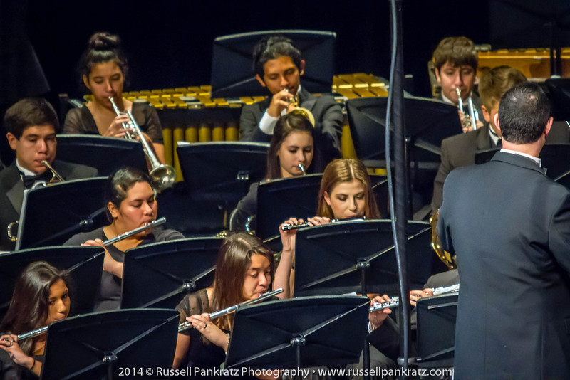 2014-04-10 UIL Concert & Site-Reading - Wind Ensemble II-36