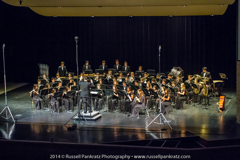 2014-04-10 UIL Concert & Site-Reading - Wind Ensemble II-56