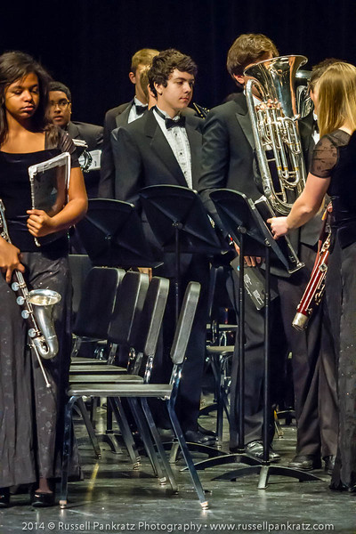 2014-04-10 UIL Concert & Site-Reading - Wind Ensemble II-76