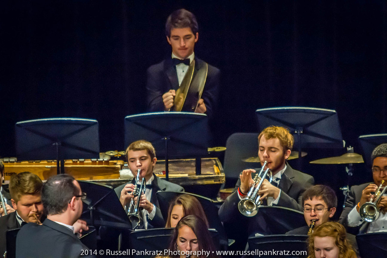 2014-04-10 UIL Concert & Site-Reading - Wind Ensemble II-32