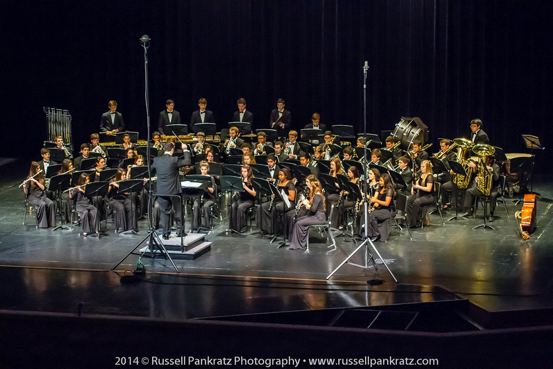 2014-04-10 UIL Concert & Site-Reading - Wind Ensemble II-49