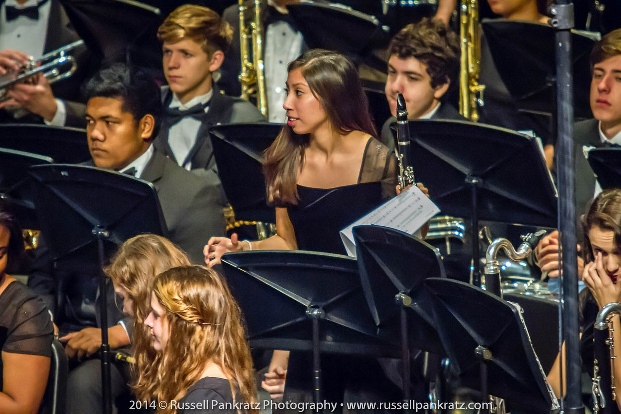 2014-04-10 UIL Concert & Site-Reading - Wind Ensemble II-43