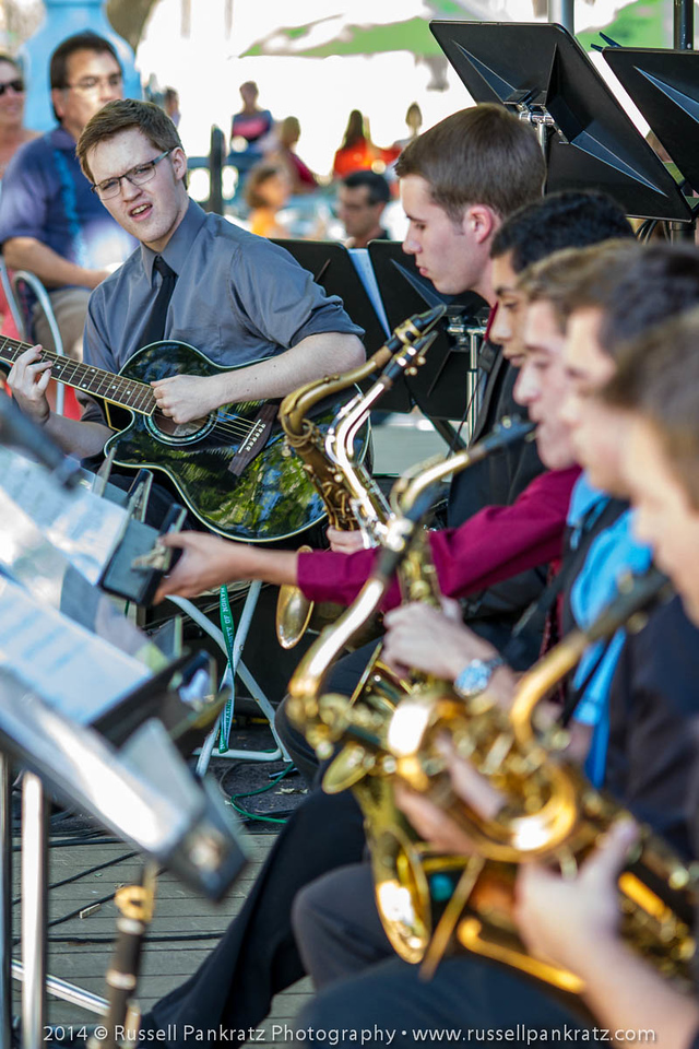 2014-05-04 Bowie Jazz Band I - Central Market-33