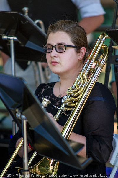 2014-05-04 Bowie Jazz Band I - Central Market-8