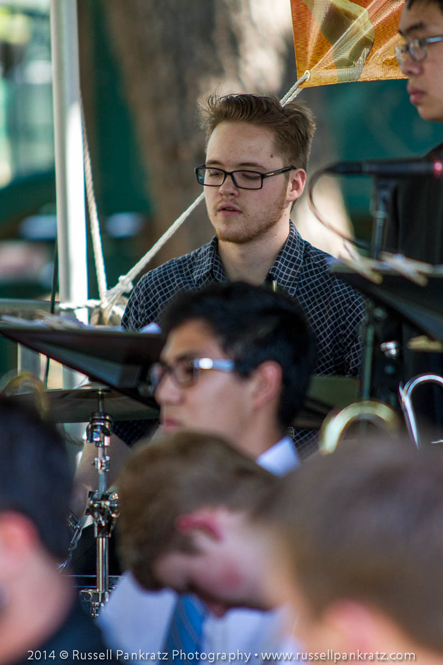 2014-05-04 Bowie Jazz Band I - Central Market-7