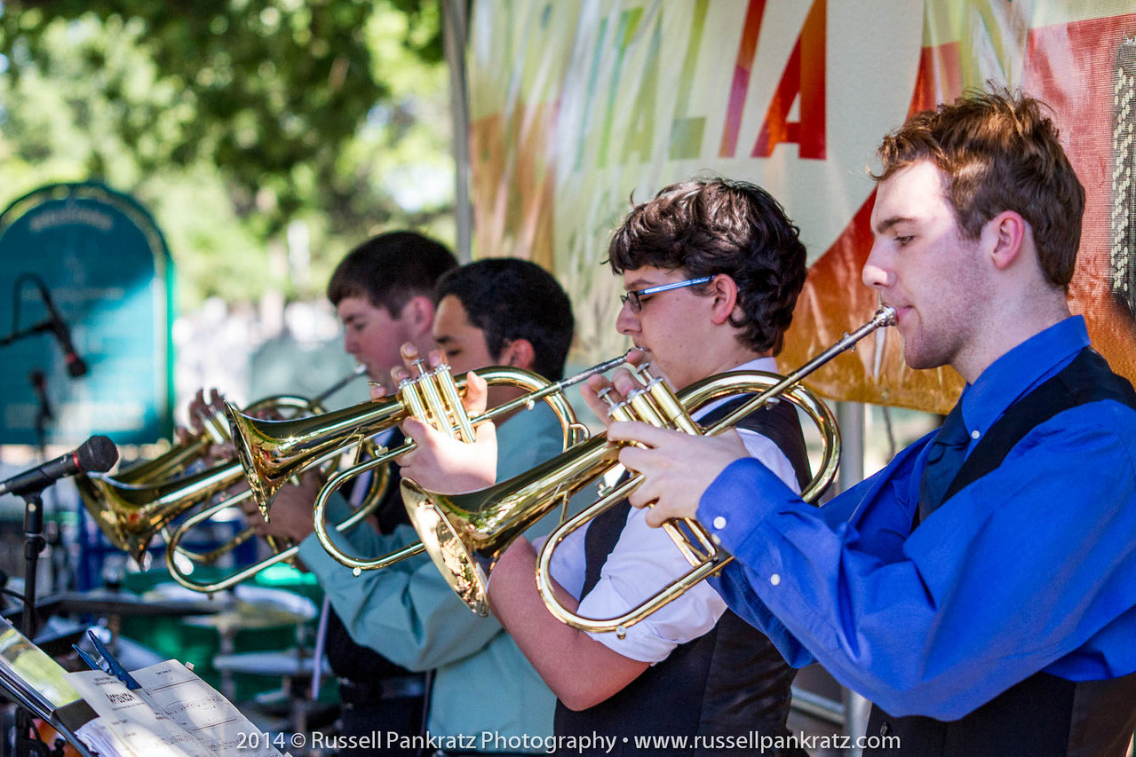 2014-05-04 Bowie Jazz Band I - Central Market-34