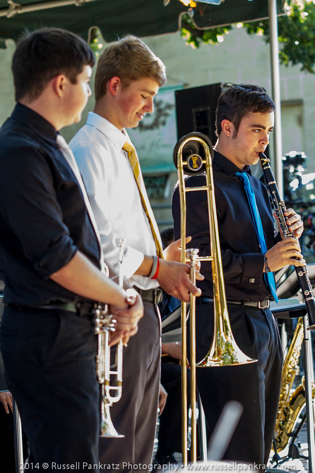 2014-05-04 Bowie Jazz Band I - Central Market-45