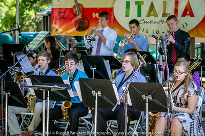 2014-05-04 Bowie Jazz Band Too - Central Market-013