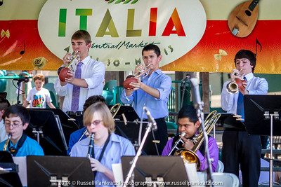 2014-05-04 Bowie Jazz Band Too - Central Market-036