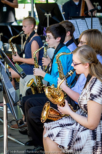 2014-05-04 Bowie Jazz Band Too - Central Market-042