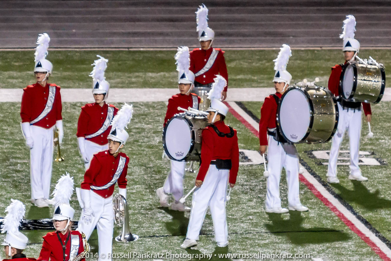 20141021 UIL Region 18 Marching Contest-30