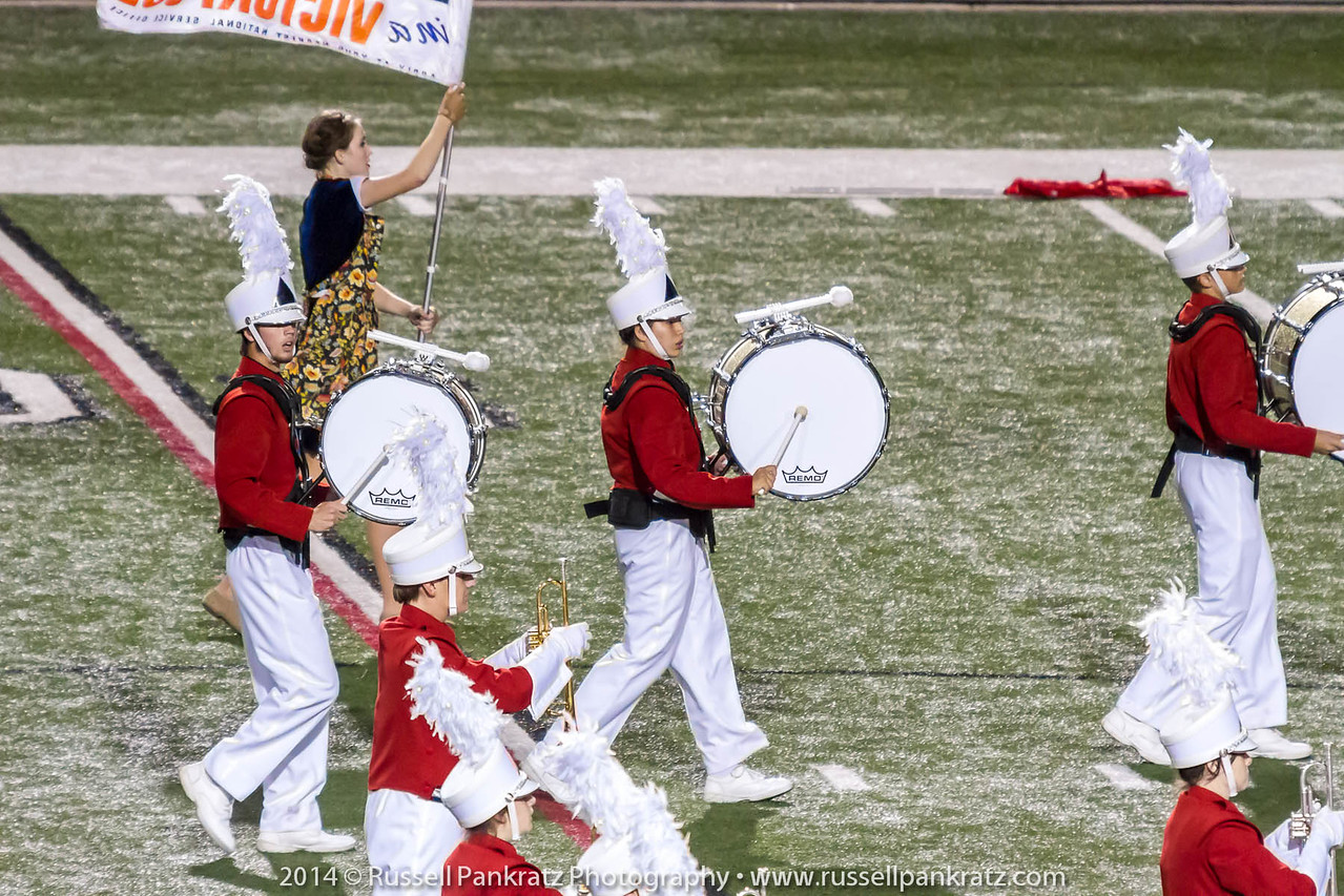 20141021 UIL Region 18 Marching Contest-11