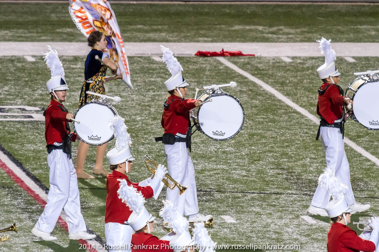 20141021 UIL Region 18 Marching Contest-13