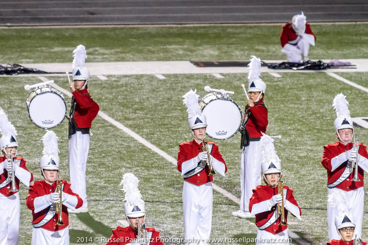 20141021 UIL Region 18 Marching Contest-42