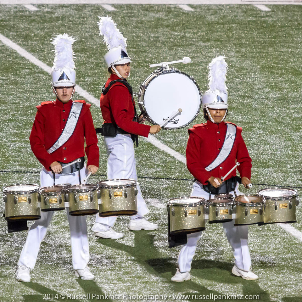 20141021 UIL Region 18 Marching Contest-15