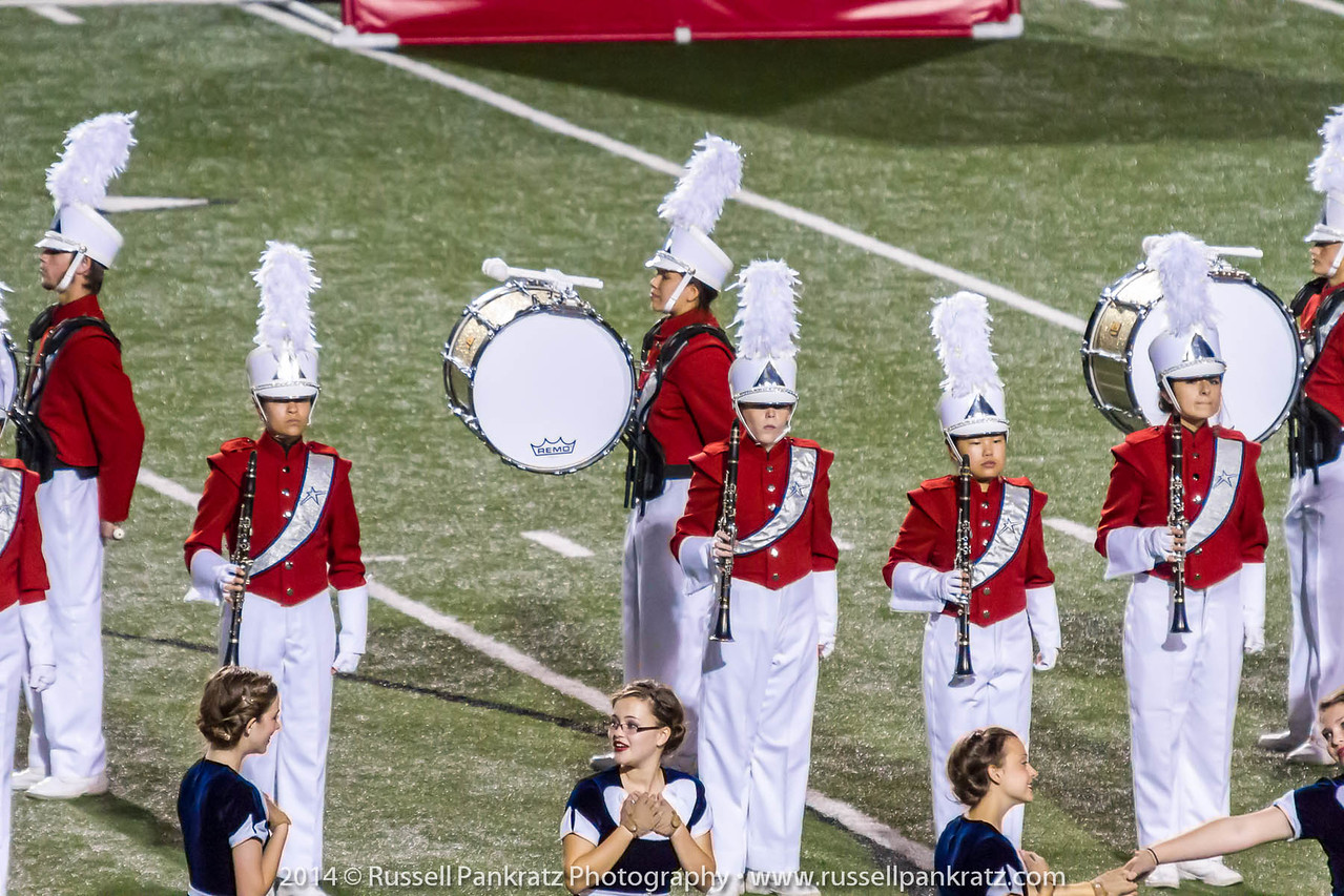 20141021 UIL Region 18 Marching Contest-1