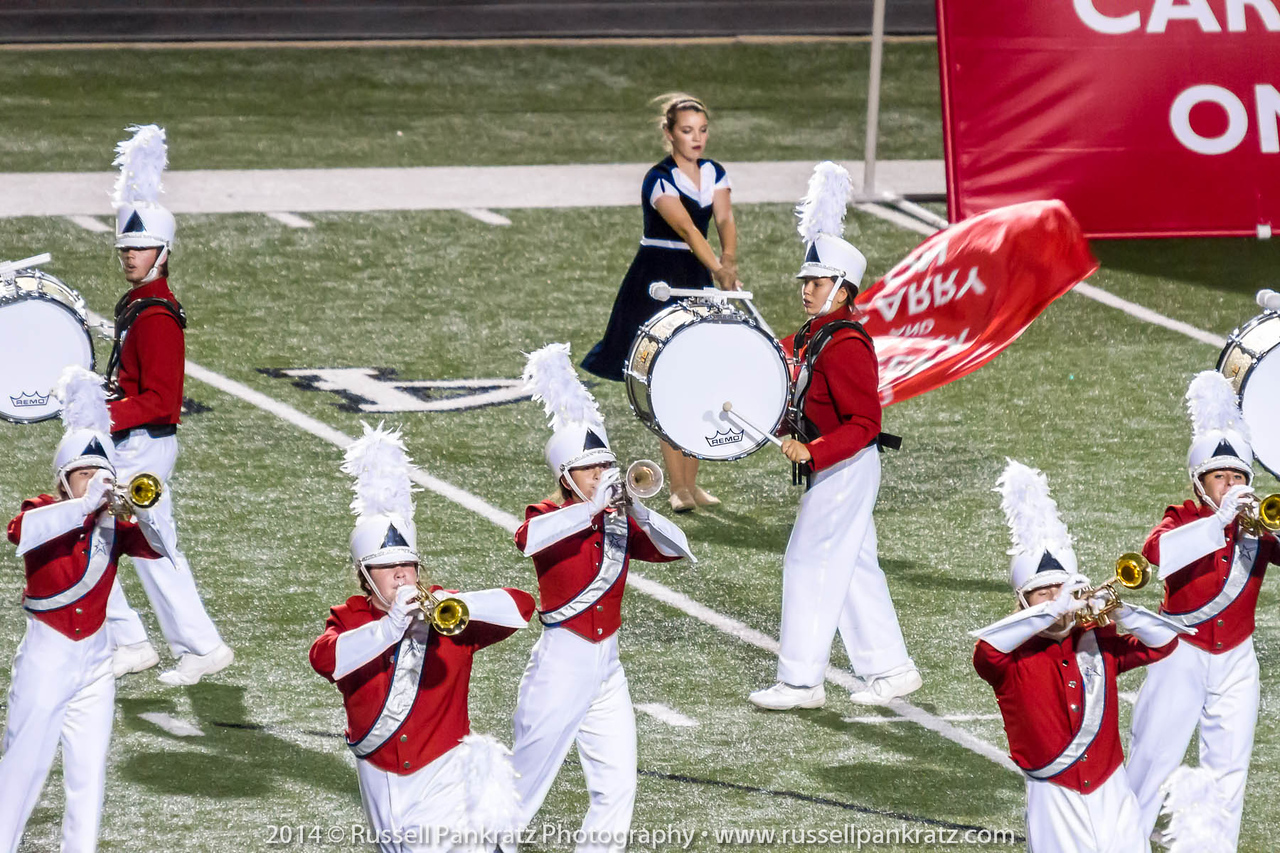 20141021 UIL Region 18 Marching Contest-41