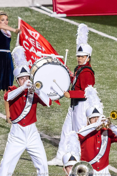20141021 UIL Region 18 Marching Contest-40