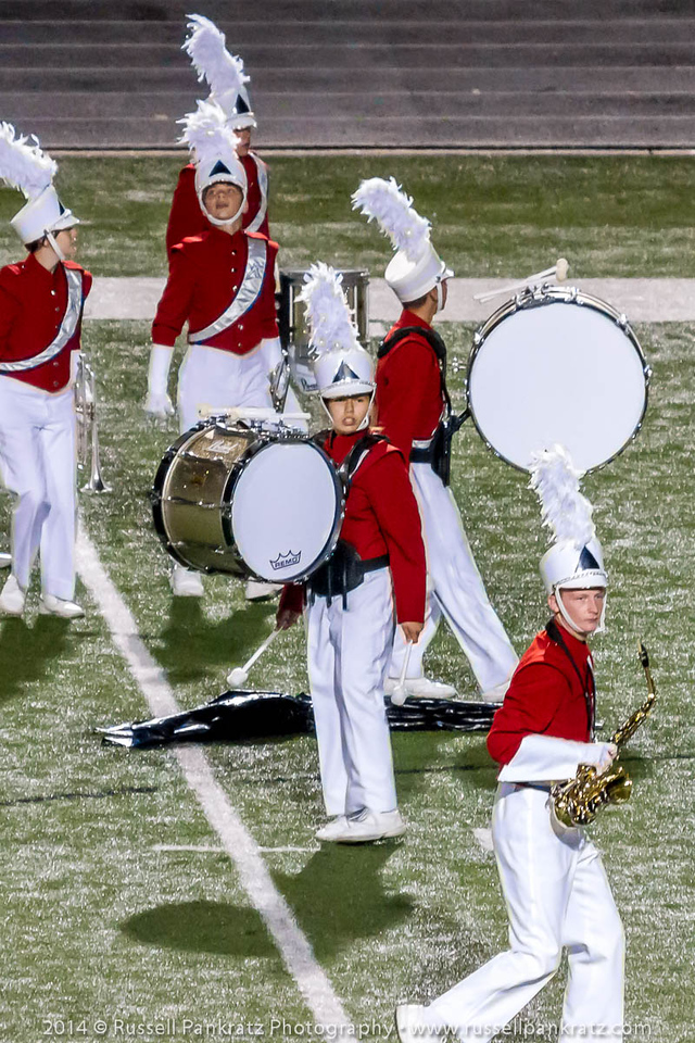 20141021 UIL Region 18 Marching Contest-28