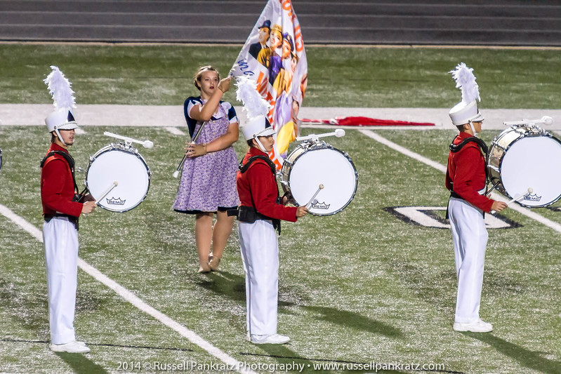 20141021 UIL Region 18 Marching Contest-10