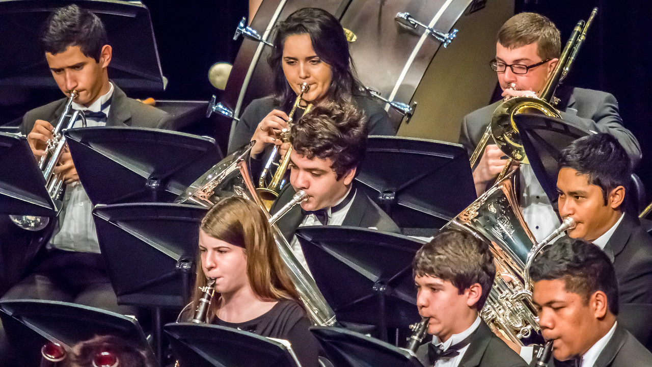 20150325 Wind Ensemble I - Pre-UIL Concert-0025