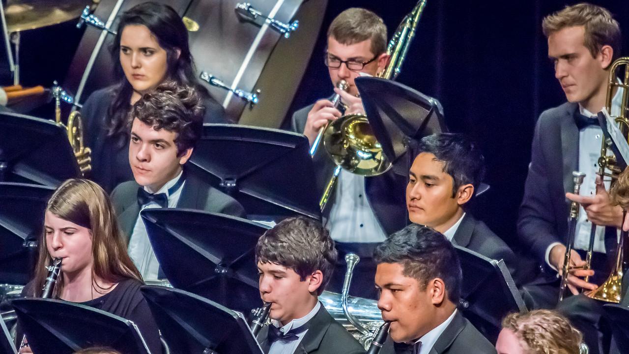 20150325 Wind Ensemble I - Pre-UIL Concert-0087