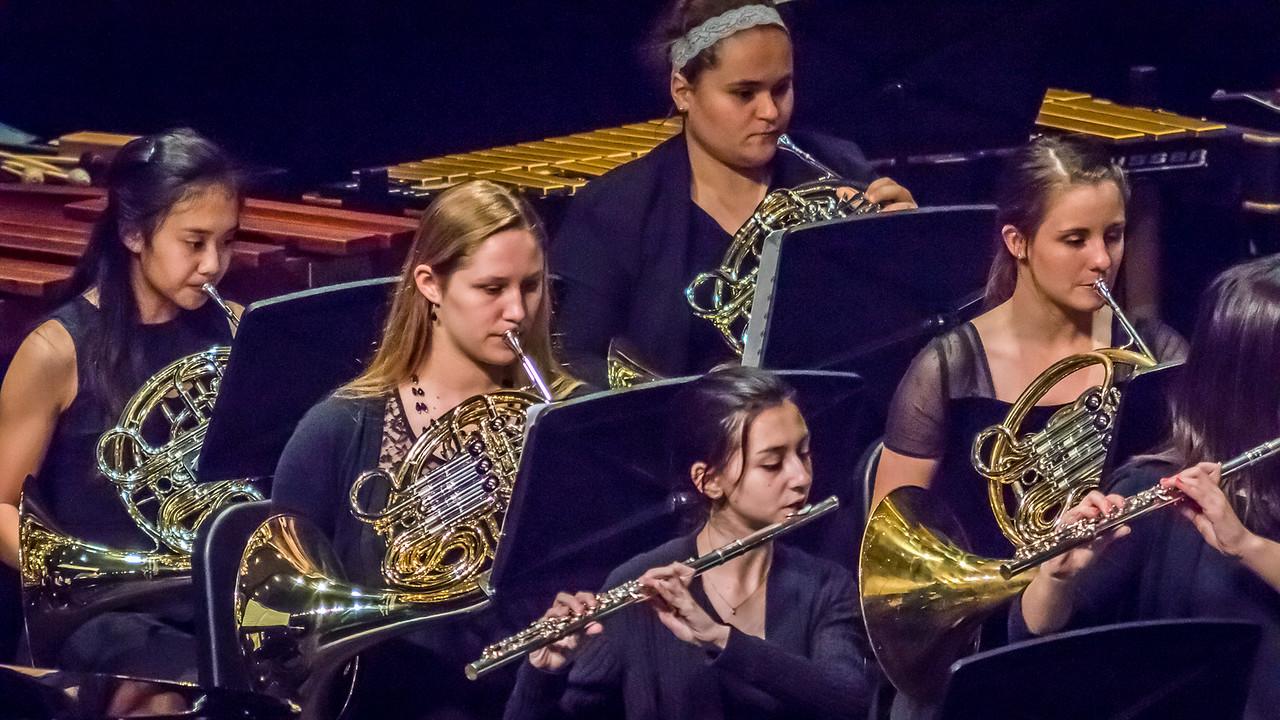20150325 Wind Ensemble I - Pre-UIL Concert-0043