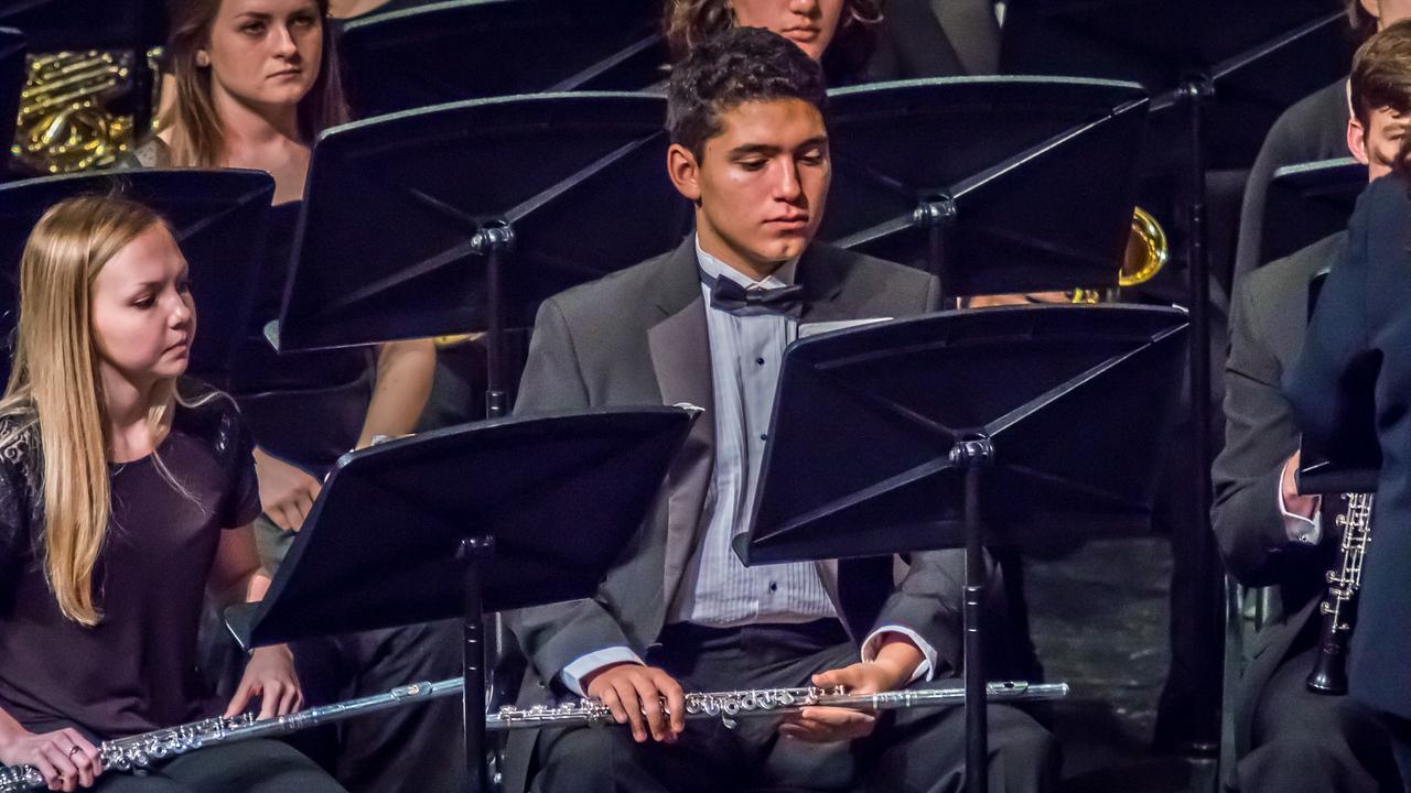 20150325 Wind Ensemble I - Pre-UIL Concert-0070