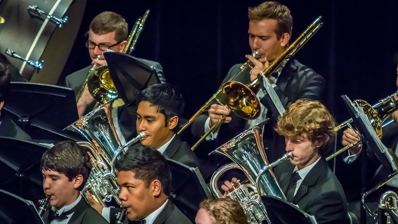 20150325 Wind Ensemble I - Pre-UIL Concert-0095