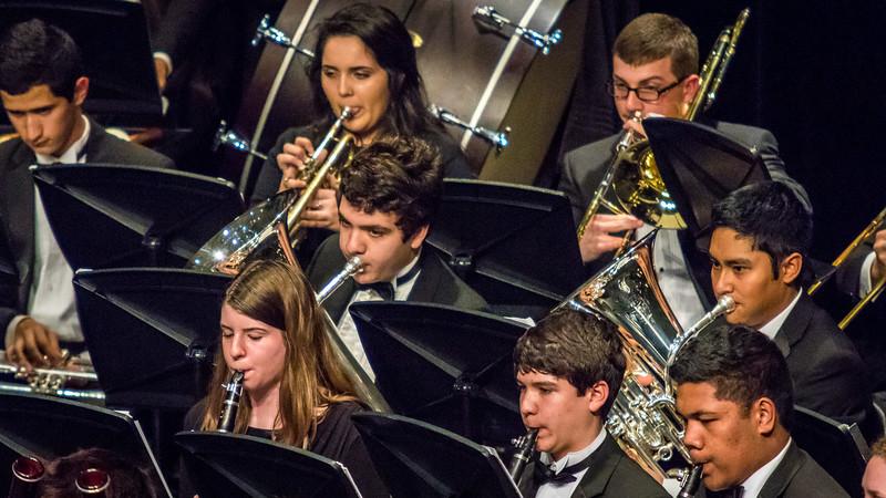 20150325 Wind Ensemble I - Pre-UIL Concert-0170