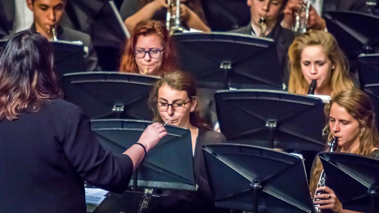 20150325 Wind Ensemble I - Pre-UIL Concert-0083