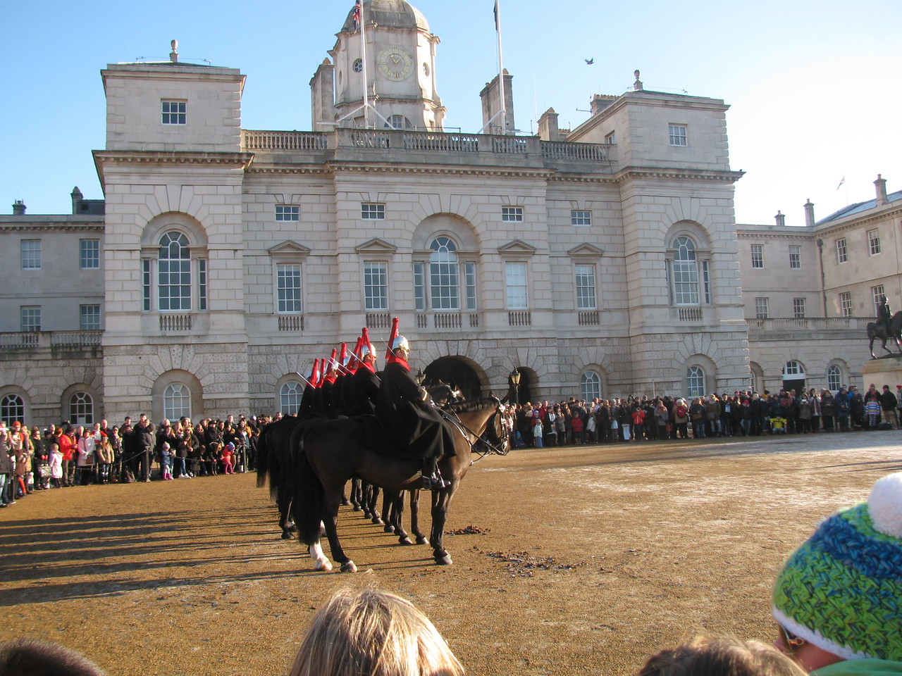 Horse Guards parade 4