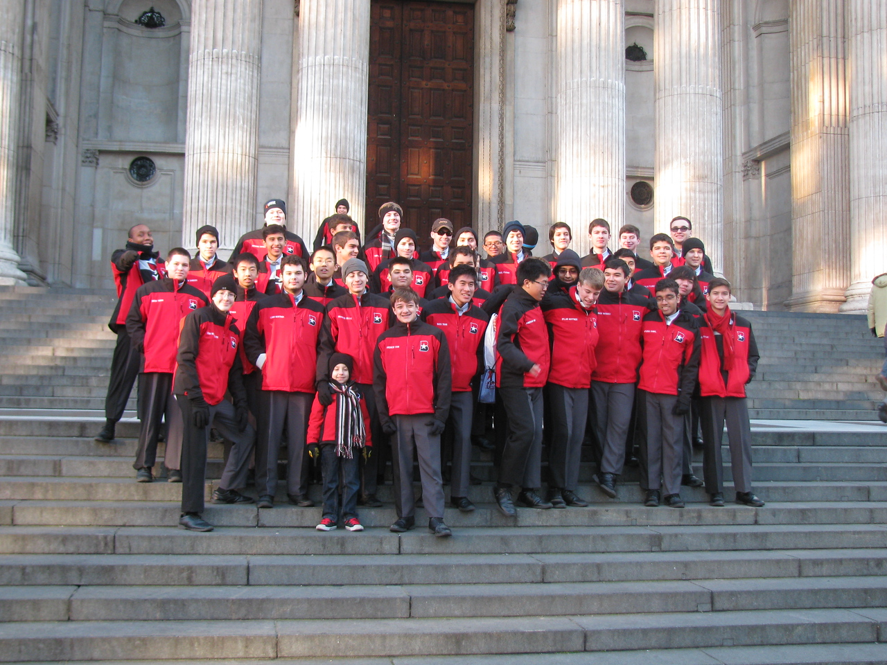 Bus 5 @ St Paul's 2
