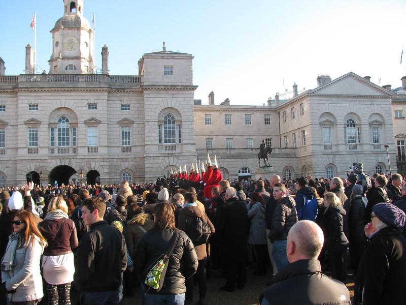 Horse Guards parade 2