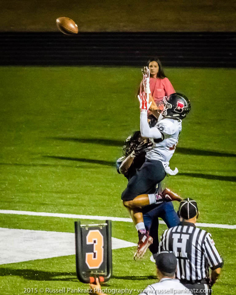 Defensive pass interference!!!