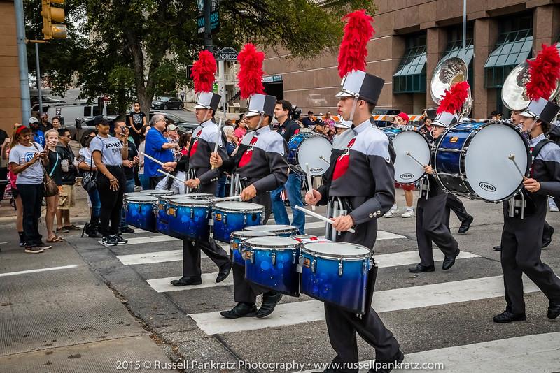 20151111 JBHSOPE - Veterans Day Parade-46