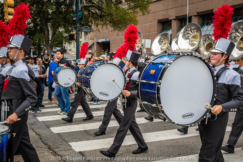 20151111 JBHSOPE - Veterans Day Parade-47