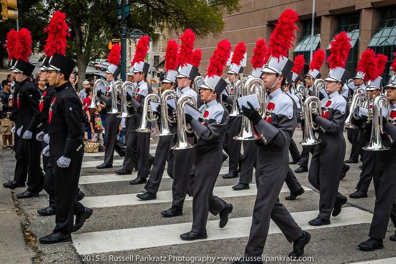 20151111 JBHSOPE - Veterans Day Parade-34