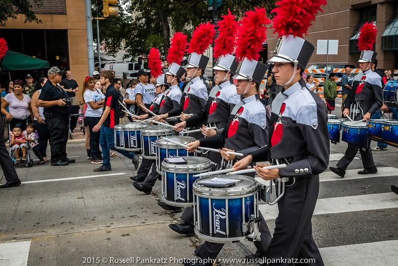 20151111 JBHSOPE - Veterans Day Parade-45