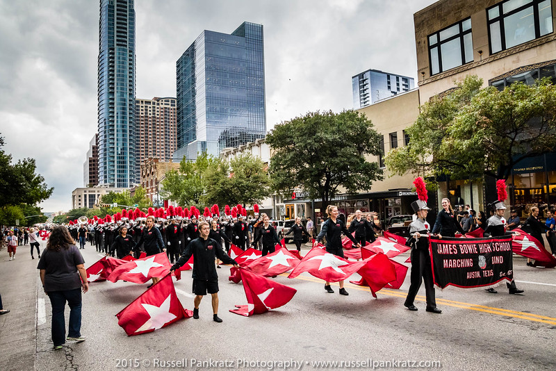 20151111 JBHSOPE - Veterans Day Parade-25