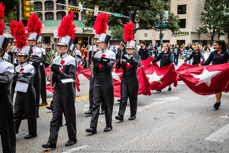 20151111 JBHSOPE - Veterans Day Parade-16