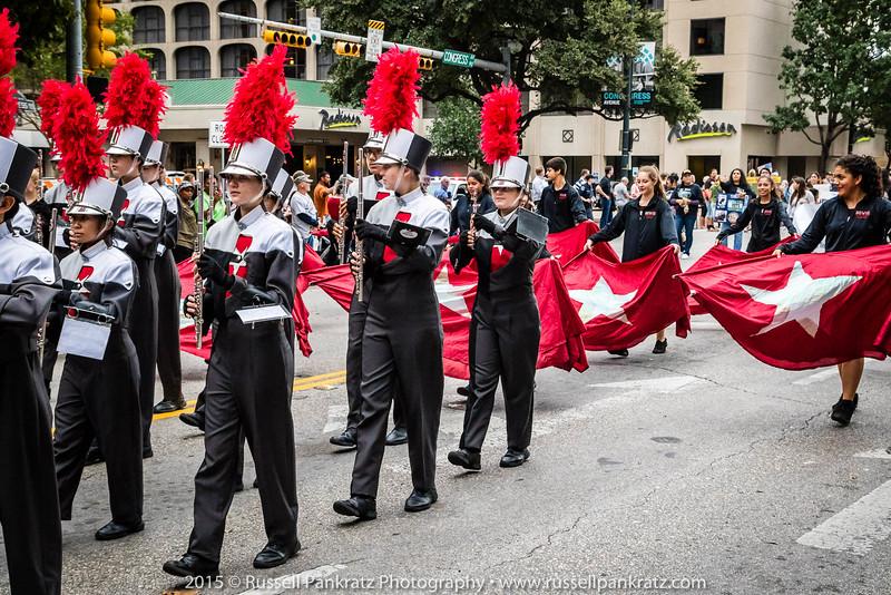 20151111 JBHSOPE - Veterans Day Parade-16