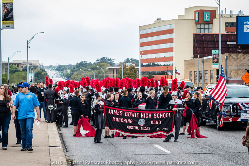 20151111 JBHSOPE - Veterans Day Parade-4