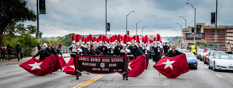 20151111 JBHSOPE - Veterans Day Parade-12