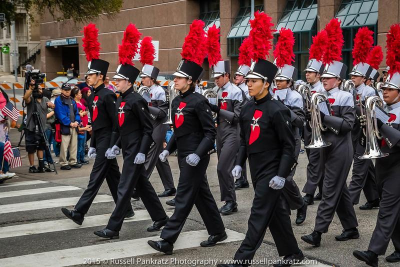 20151111 JBHSOPE - Veterans Day Parade-33
