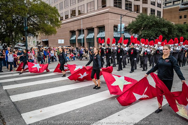 20151111 JBHSOPE - Veterans Day Parade-32