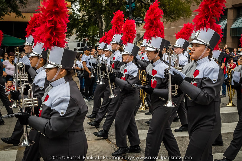 20151111 JBHSOPE - Veterans Day Parade-41