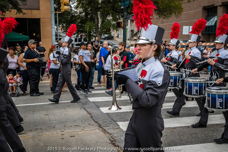 20151111 JBHSOPE - Veterans Day Parade-43